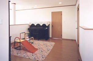 2階ファミリールーム