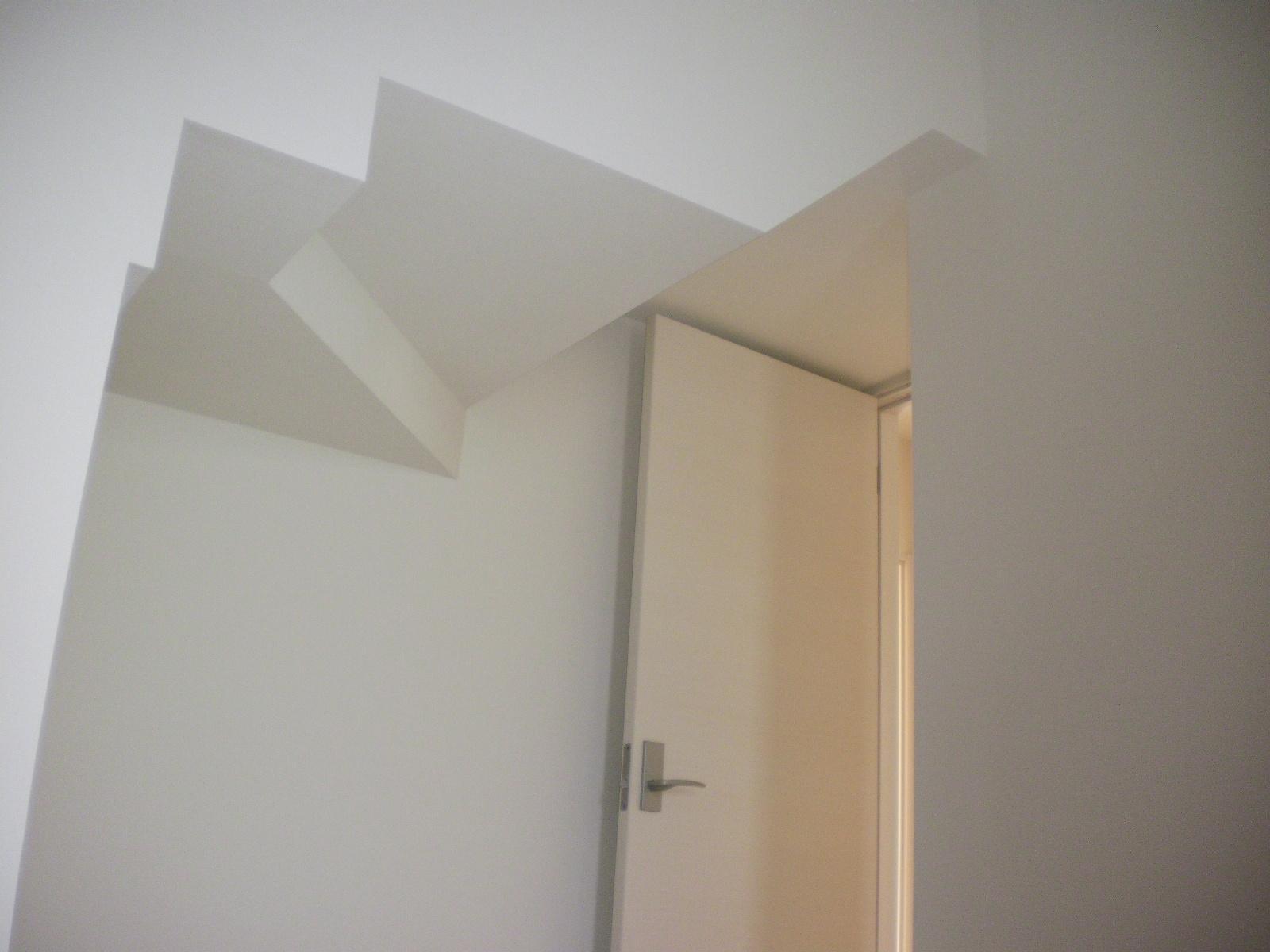 階段下と納戸の組み合わせ 無駄なスペースはありません。